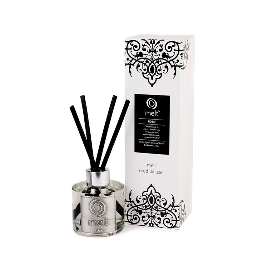 eden scented reed diffuser by melt