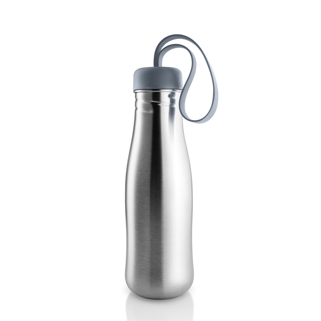 Eva Solo - Active drinking bottle 700ml Steel Blue