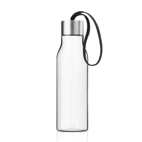 Eva Solo - Drinking bottle 500ml Black