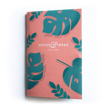 Duke & Rabbit - Exotic Plant Notebook