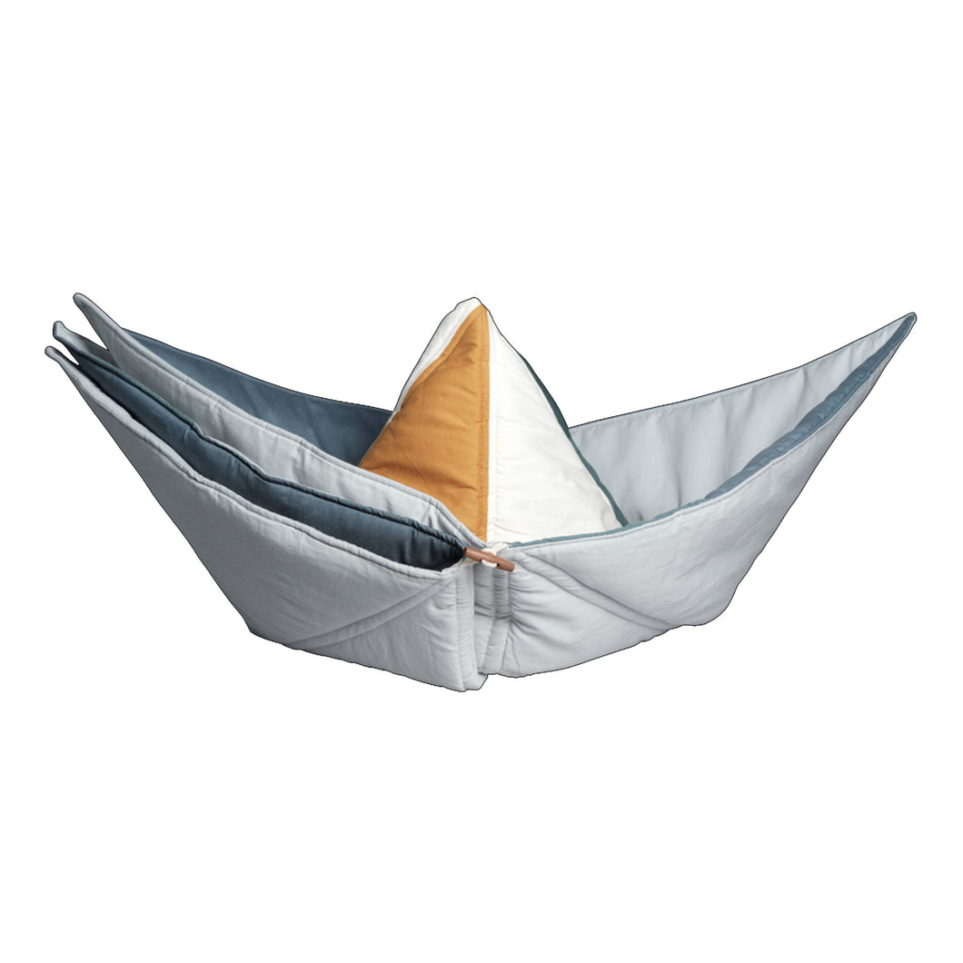Fabelab - Ship Blanket - Coastal