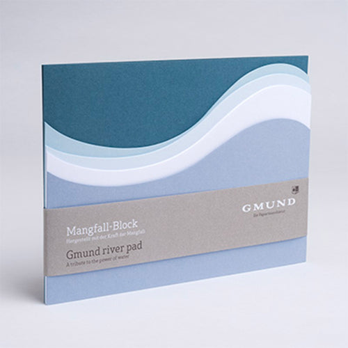 Gmund - River Pad grey-blue