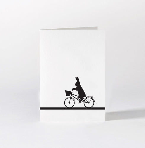 HAM - City Bike Rabbit Card