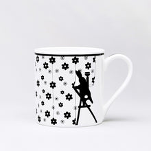 HAM - Wallpapering Rabbit Mug