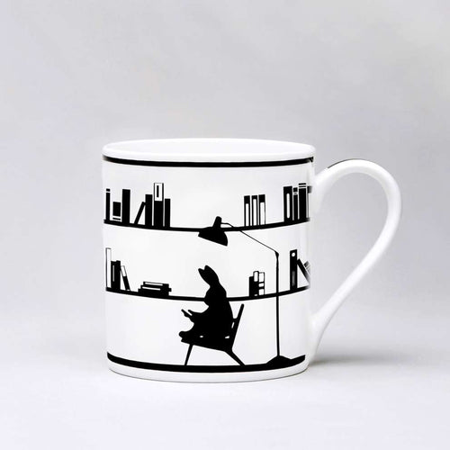 HAM - Reading Rabbit Mug