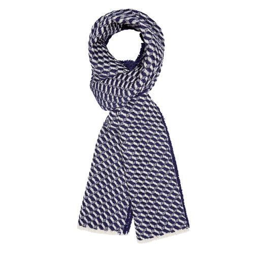 howardian vibrant scarf Hovingham midnight