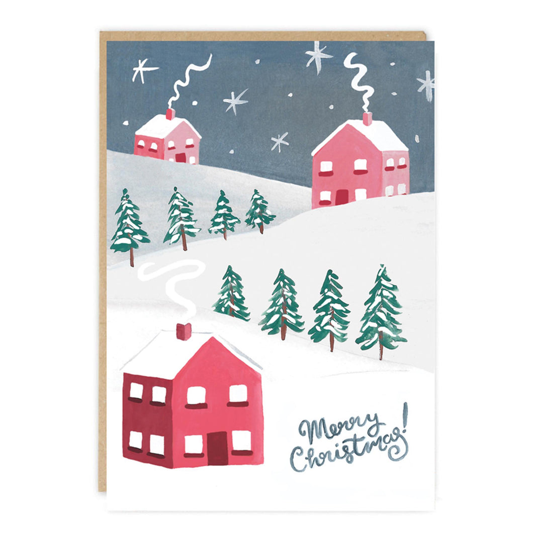 jade fisher christmas card dolly alpine house