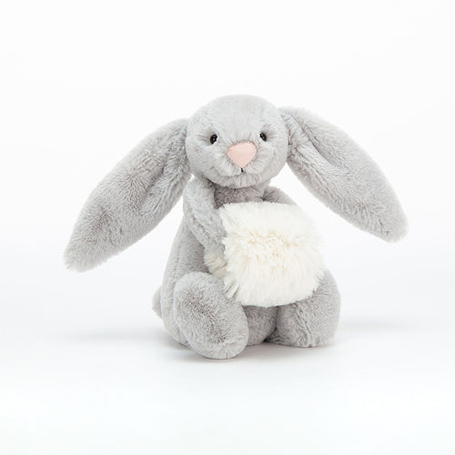 Jellycat - Bashful Silver Snow Bunny Small