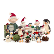 Jellycat - Peanut Penguin Small