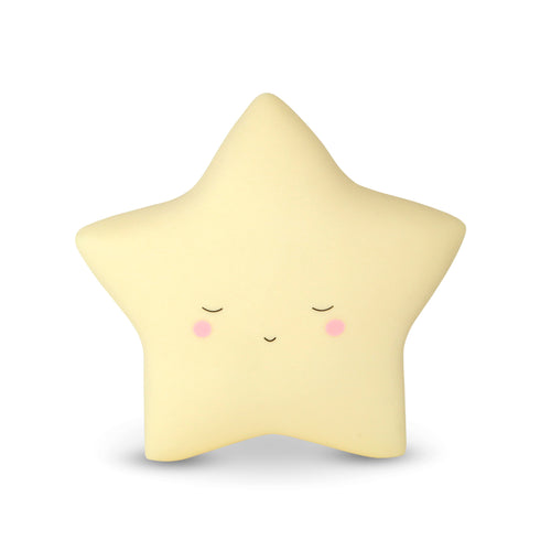 Teeny & Tiny - Little Star Wall Light - Small - Yellow