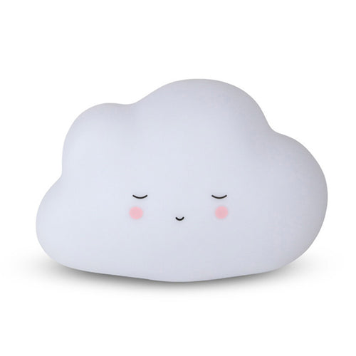 Teeny & Tiny - Tap Cloud Light Medium White