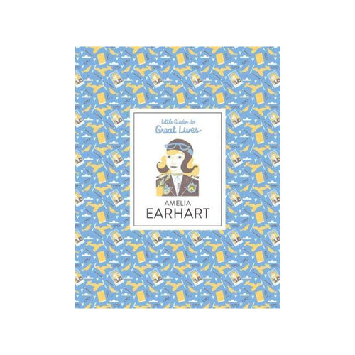 little guides to great lives amelia earhart