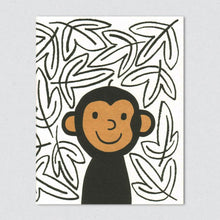 Lisa Jones Studio - Monkey Card