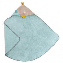 Moulin Roty - Le Voyage D'Olga - Goose Hooded Towel