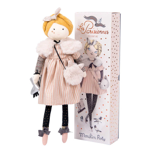 Moulin Roty - Mademoiselle Eglantine Doll Limited Edition