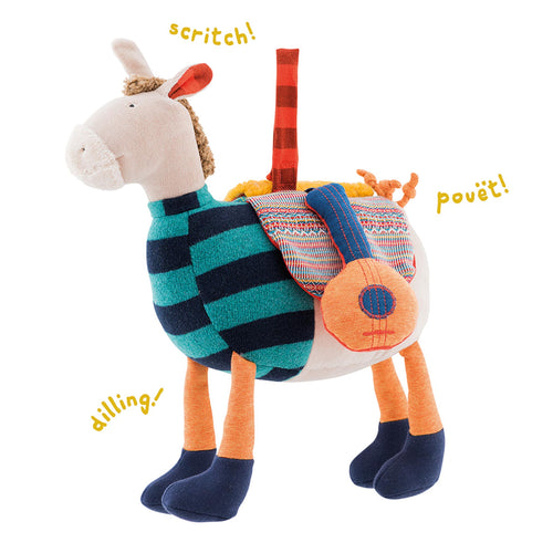 moulin roty zig zag activity horse