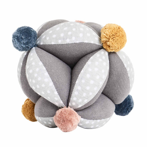 OYOY - Baby Juggling Ball - grey