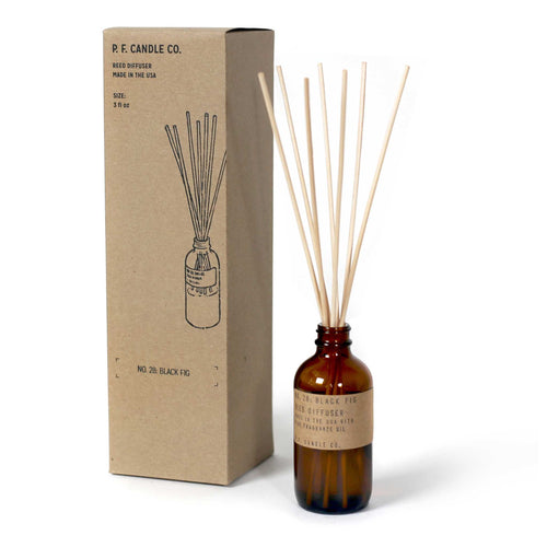 PF Candle Co - No. 28 Black Fig 3 fl oz Reed Diffuser