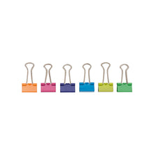 Rico - Multicolour Binder Clips