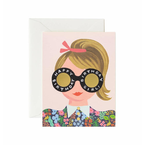 Rifle Paper Co - Meadow Birthday Girl Card