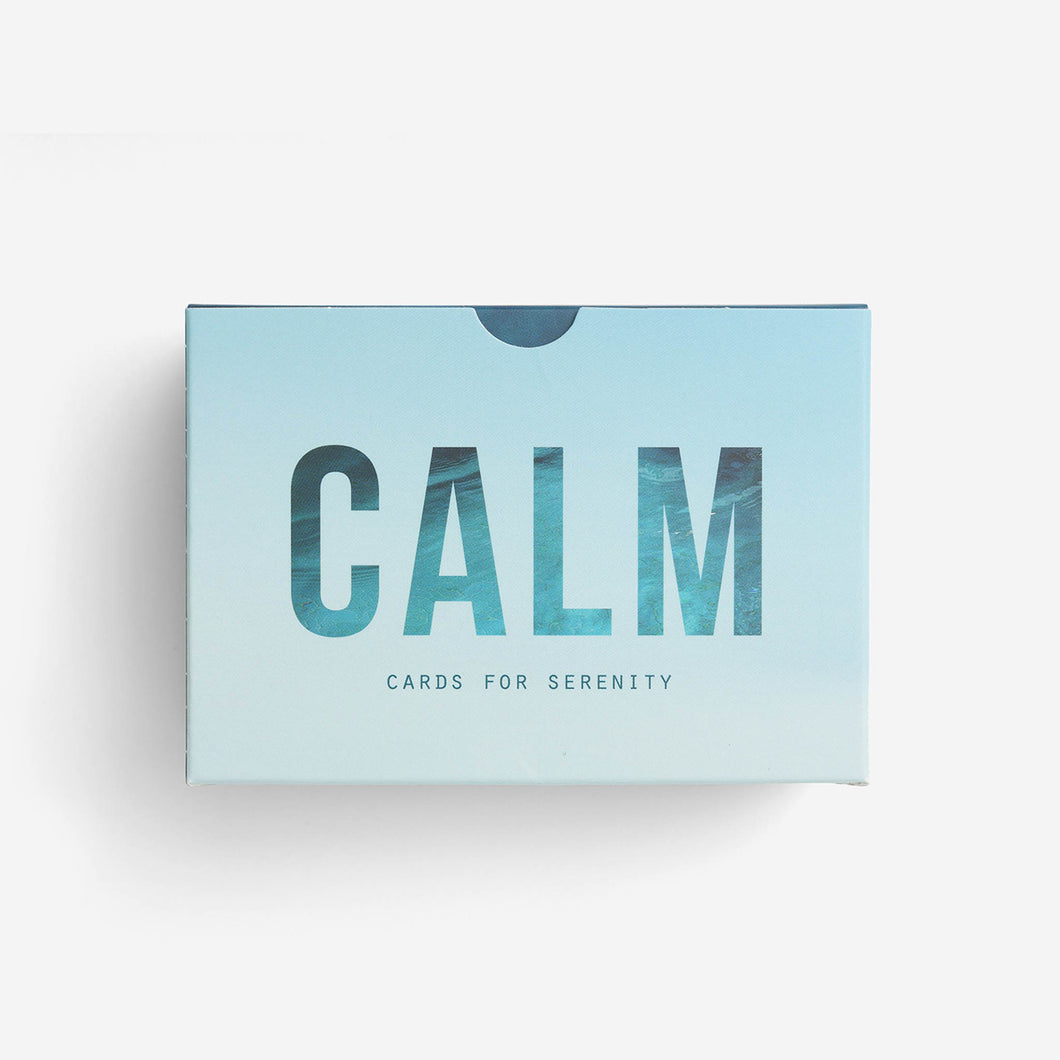 School of Life - Calm Prompt Cards