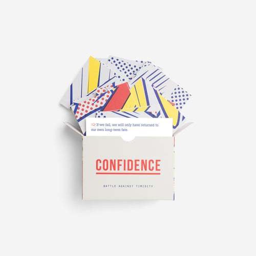 School of Life - Confidence Prompt Cards