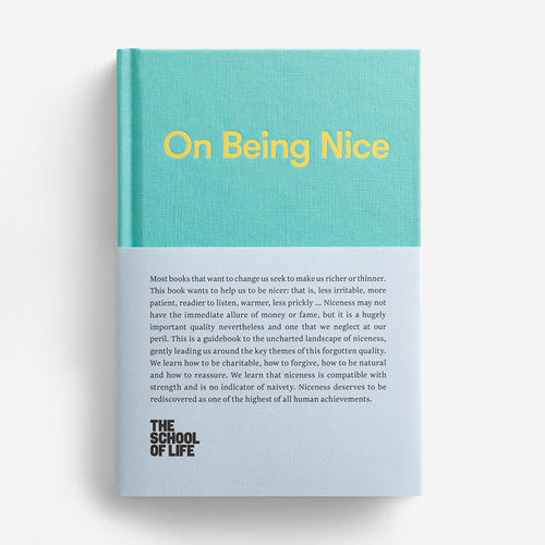 School of Life - On Being Nice