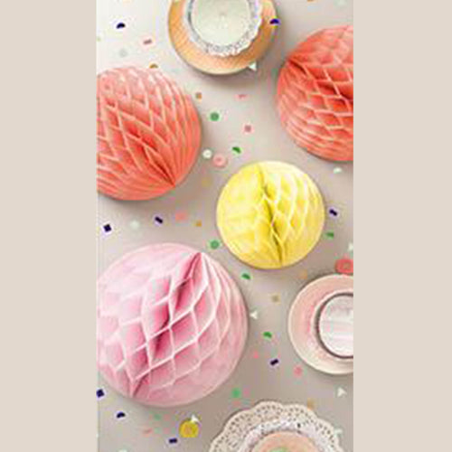 summer honeycomb decorations