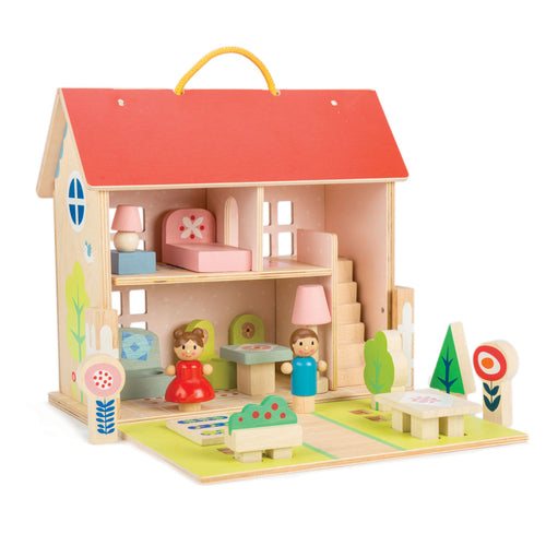 Tender Leaf Toys - Dolls House Carry Away Set