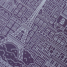 The City Works - Paris Journal - Amethyst - A5