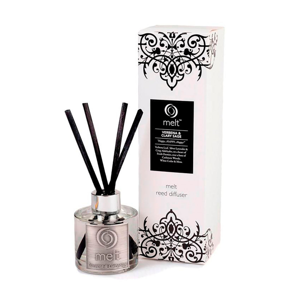 verbena clary sage reed diffuser by melt