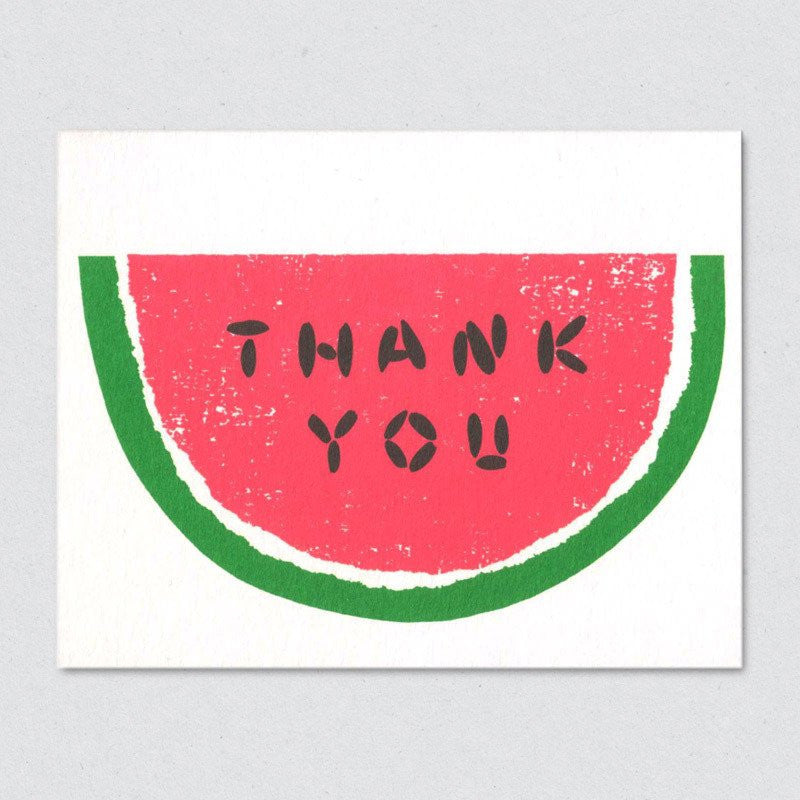 Lisa Jones Studio - Watermelon Card