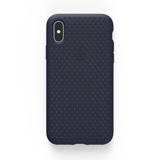 iPhone XS / X Mesh Case (Navy)