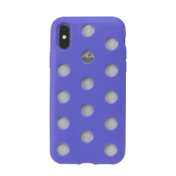 iPhone XS / X Layer Case (NeoBlue)