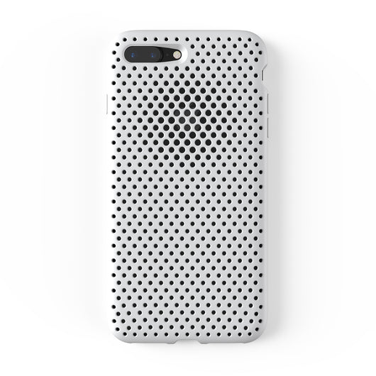 iPhone 8 Plus / 7 Plus Mesh Case(White)