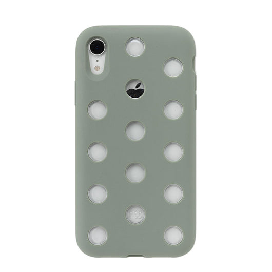 iPhone XR Layer Case (ClayGreen)