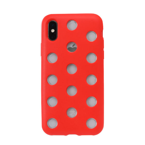 iPhone XS / X Layer Case (Red)