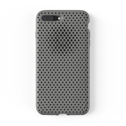 iPhone 8 Plus / 7 Plus Mesh Case(Gray)