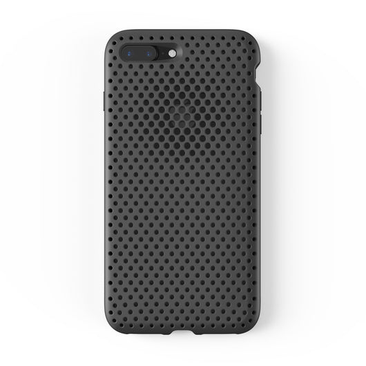iPhone 8 Plus / 7 Plus Mesh Case(Black)