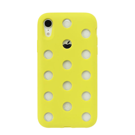 iPhone XR Layer Case (LimeYellow)