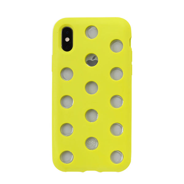 iPhone XS / X Layer Case (LimeYellow)