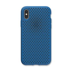 iPhone XS / X Mesh Case (CobaltBlue)