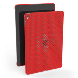 iPad Pro 10.5 inch Mesh Case (Red)
