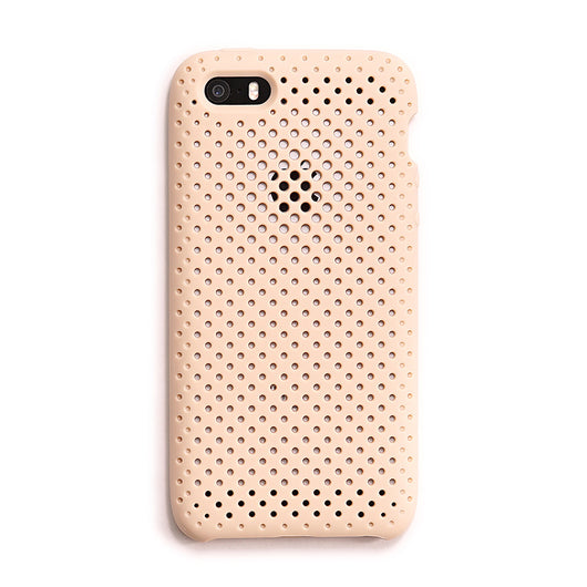 iPhone SE / 5s / 5 Mesh Case (Ivory)