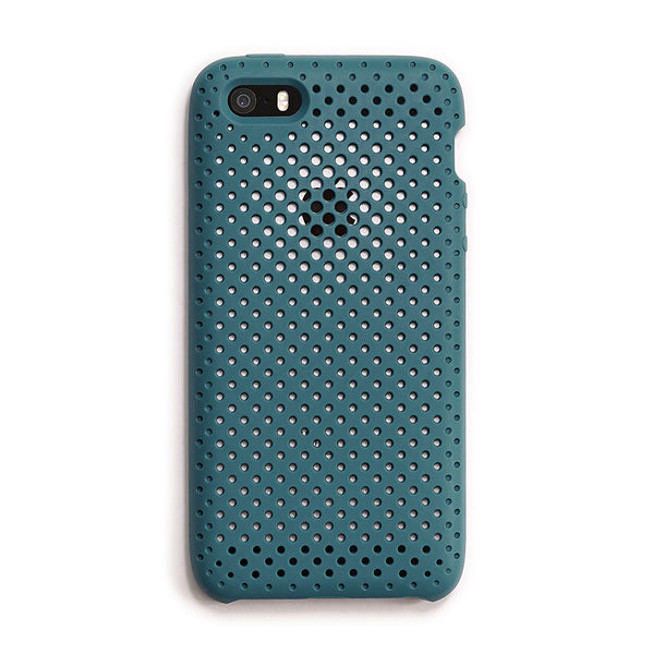 iPhone SE / 5s / 5 Mesh Case (LakeGreen)