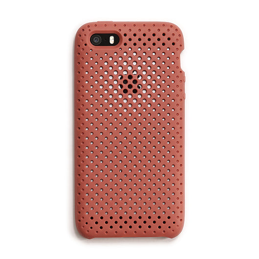 iPhone SE / 5s / 5 Mesh Case (Terracotta)