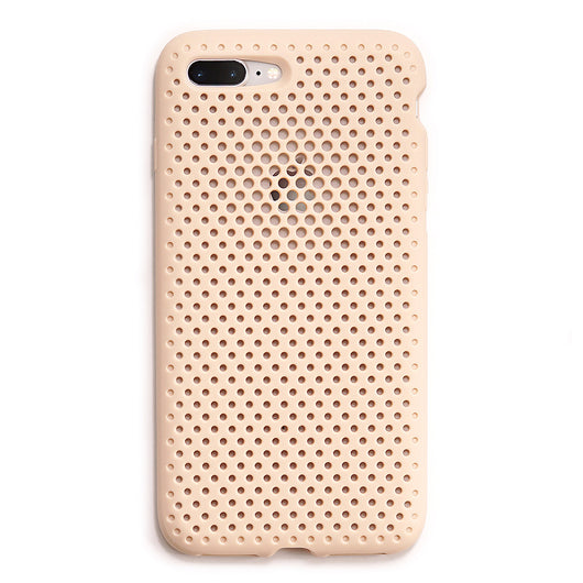 iPhone 8 Plus / 7 Plus Mesh Case(Ivory)
