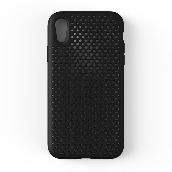 iPhone XR Mesh Case(Black)