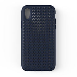 iPhone XR Mesh Case(Navy)