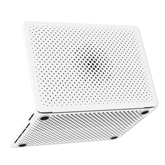 MacBook Pro 13 Mesh Case (White)